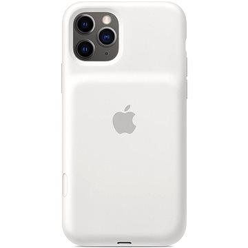 Apple Smart Battery Case na iPhone 11 Pro – bílý (mwvm2zy/a)