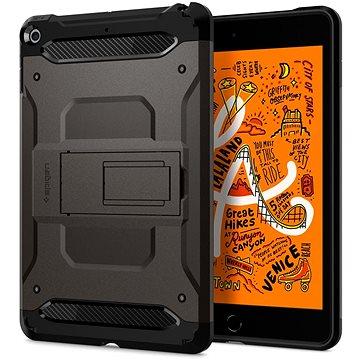 Spigen Tough Armor TECH, gunmetal - iPad mini 5 19 (051CS26115)