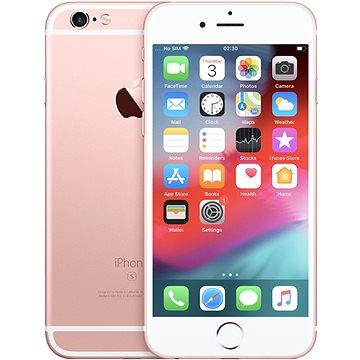 Repasovaný iPhone 6s 16 GB ružovo-zlatý(RND-P62416)