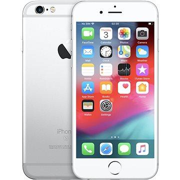 Repasovaný iPhone 6s 16 GB strieborný(RND-P62216)