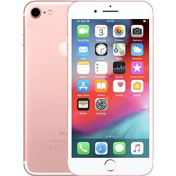 Repasovaný iPhone 7 32GB růžově zlatá (RND-P70432)