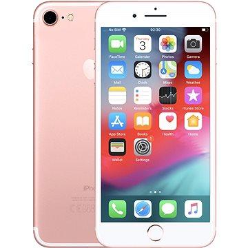 Repasovaný iPhone 7 128 GB ružovo-zlatý(RND-P704128)