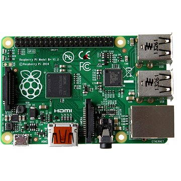 RASPBERRY Pi Model B+ (RASPPIB+)