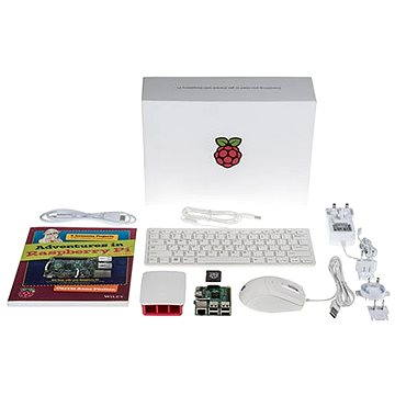 RASPBERRY Pi 3 official Starter Kit (RB-Starterkit2)