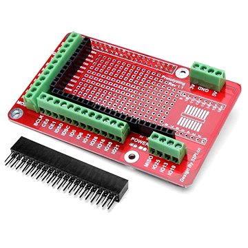 Rozšiřující deska pro Raspberry Pi 2, Pi 3 (RaspberryBoardV2)