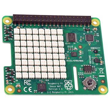 RASPBERRY Pi SENSE HAT (RaspberrySenseHat)