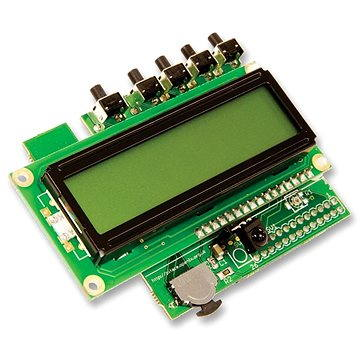 PIFACE Rozšiřující deska s LCD pro Raspberry Pi (RaspLCDExtBoard)