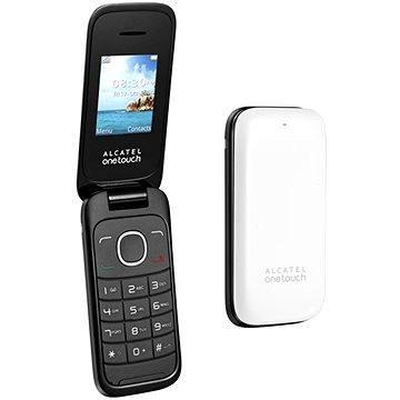 ALCATEL ONETOUCH 1035D Pure White Dual SIM (1035D-2BALCZ1)