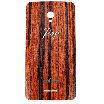 ALCATEL ONETOUCH 5022D POP STAR Wood Case Rose (G5022-3AALWBG)