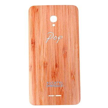 ALCATEL ONETOUCH 5022D POP STAR Wood Case Bamboo (G5022-3BALWBG)