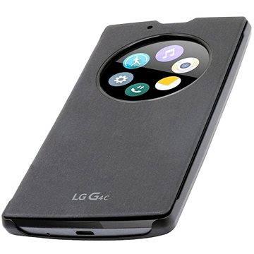 LG QuickCircle pouzdro Black CCF-600 (CCF-600.AGEUTB)