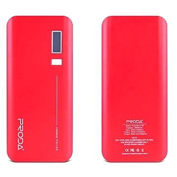 REMAX PRODA AA-1080 20000mAh červená
