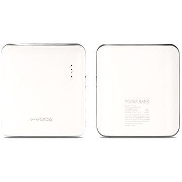 REMAX Mink PPL-21 5000mAh bílá (8595642233340)