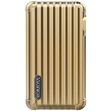 Romoss UP10 EU Plug 10000mAh Gold (6951758344493)