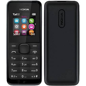 Nokia 105 černá (A00025876)