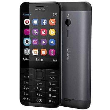 Nokia 230 Dark Silver (A00027221)