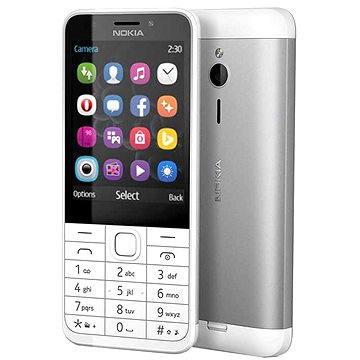 Nokia 230 Light Silver (A00027220)