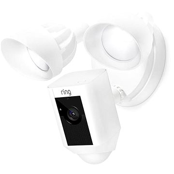 Ring Floodlight Cam White (8SF1P7-WEU0)