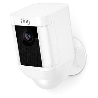 Ring Spotlight Cam Battery White (8SB1S7-WEU0)