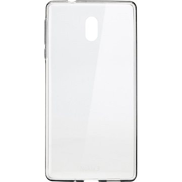 Nokia Slim Crystal Cover CC-103 for Nokia 3 (ZF4 Max ZC520KL)