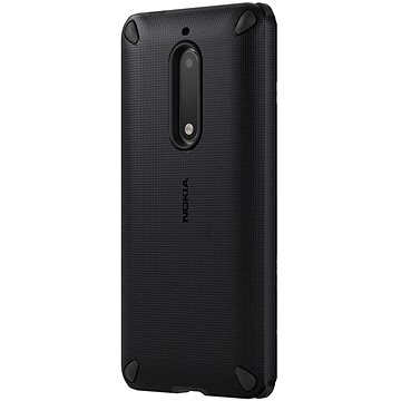Nokia Rugged Impact Case CC-502 for Nokia 5 Pitch Black (51992052)