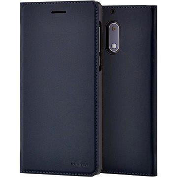 Nokia Slim Flip Case CP-301 for Nokia 6 Blue (ZF4 Selfie Pro ZD552KL)