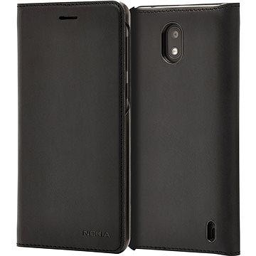 Nokia Slim Flip Case CP-304 for Nokia 2 Black (1A21RSD00VA)