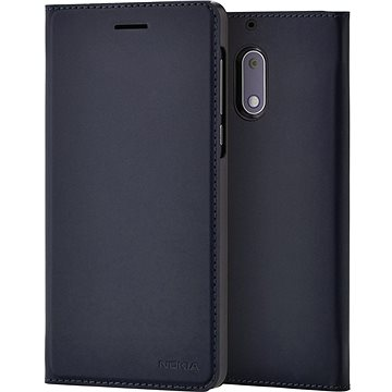 Nokia Slim Flip Case CP-302 for Nokia 5 Blue (ZF4 ZE554KL)