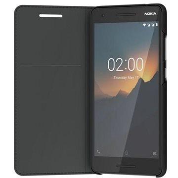 Nokia Slim Flip cover CP-220 for Nokia 2.1 Black (8P00000012)