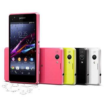 Sony Xperia Z1 Compact (D5503) Pink (1280-9119) + ZDARMA Digitální předplatné Týden - roční