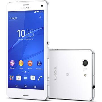 Sony Xperia Z3 Compact (D5803) White (1289-0980)