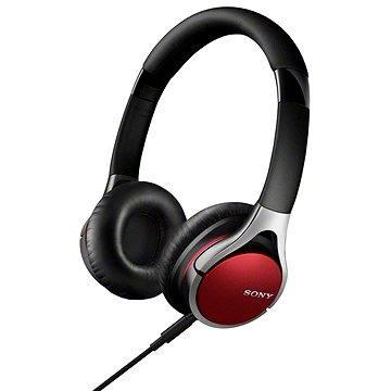 Sony MDR-10RC červená (MDR10RCR.CE7)