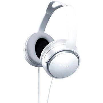 Sony MDR-XD150 bílá (MDRXD150W.AE)