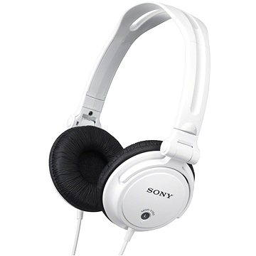 Sony MDR-V150 bílá (MDRV150W.AE)