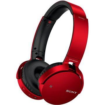 Sony MDR-XB650BT červená (MDRXB650BTR.CE7)