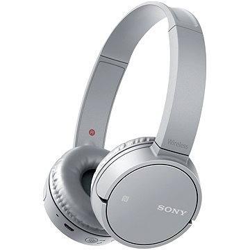 Sony MDR-ZX220BTH šedá (MDRZX220BTH.CE7)
