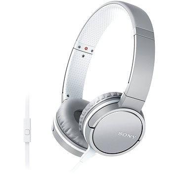 Sony MDR-ZX660APW, bílá (MDRZX660APW.CE7)