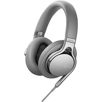 Sony Hi-Res MDR-1AM2 stříbrná (MDR1AM2S.CE7)