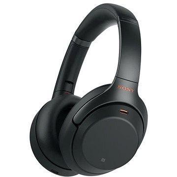 Sony Hi-Res WH-1000XM3, černá (WH1000XM3B.CE7)