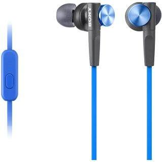 Sony MDR-XB50AP modrá (MDRXB50APL.CE7)