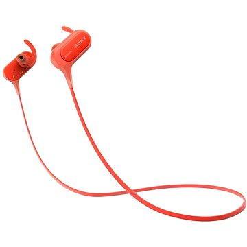 Sony MDR-XB50BSR červená (MDRXB50BSR.CE7) + ZDARMA Pouzdro na mobilní telefon Sportovní obal na iPhone 6