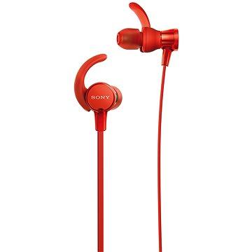 Sony MDR-XB510AS červená (MDRXB510ASR.CE7) + ZDARMA Pouzdro na mobilní telefon Sportovní obal na iPhone 6