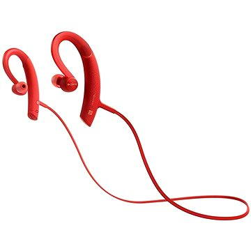 Sony MDR-XB80BSR červená (MDRXB80BSR.CE7)