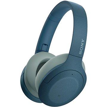 Sony Hi-Res WH-H910N, modrá (WHH910NL.CE7)