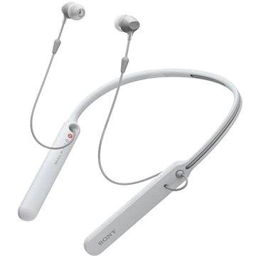 Sony WI-C400 bílo-šedivá (WIC400W.CE7)