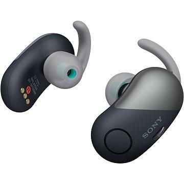 Sony WF-SP700N černá (WFSP700NB.CE7)
