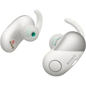 Sony WF-SP700N bílá (WFSP700NW.CE7)
