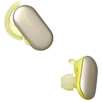 Sony WF-SP900 žlutá (WFSP900Y.CE7)