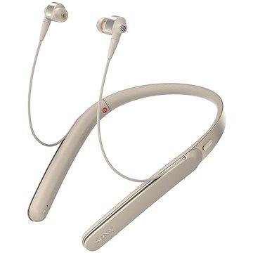 Sony Hi-Res WI-1000X béžová (WI1000XN.CE7)