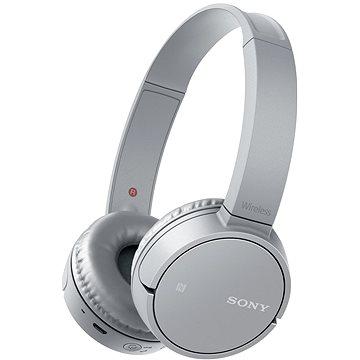 Sony WH-CH500 bílo-šedá (WHCH500H.CE7)